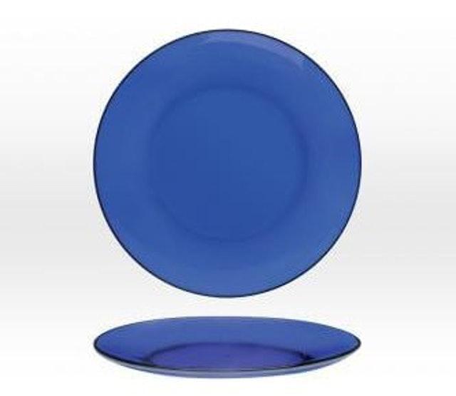 Duralex Lys Sapphire Dessert Plate Set 1