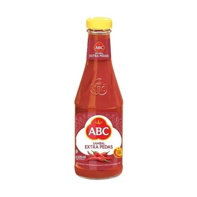 Heinz ABC  ABC Sambal Extra Pedas 1
