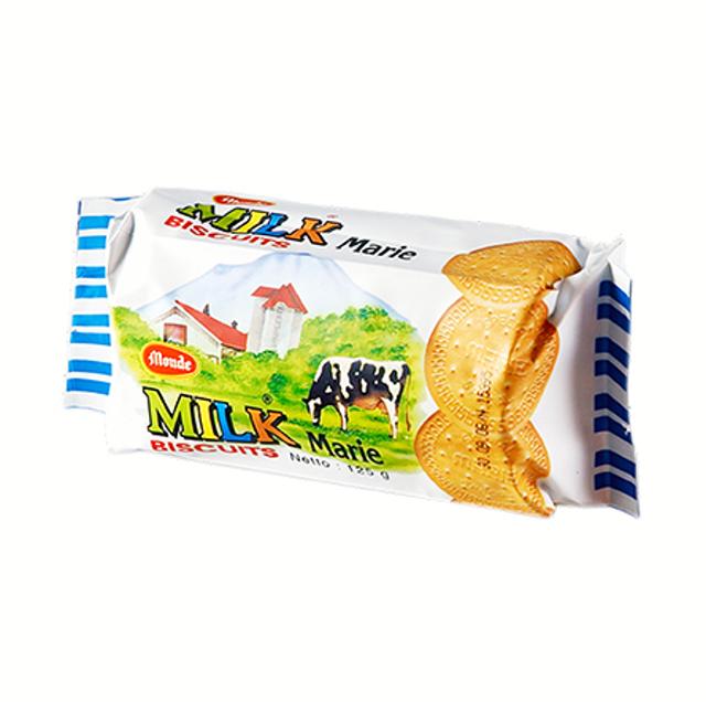 Nissin Biscuit Indonesia  Monde Milk Marie Biscuit  1