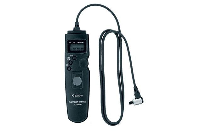 Canon Timer Remote Controller TC-80N3 1
