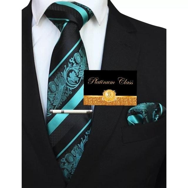 Platinum Class Dasi Batik Salur  1