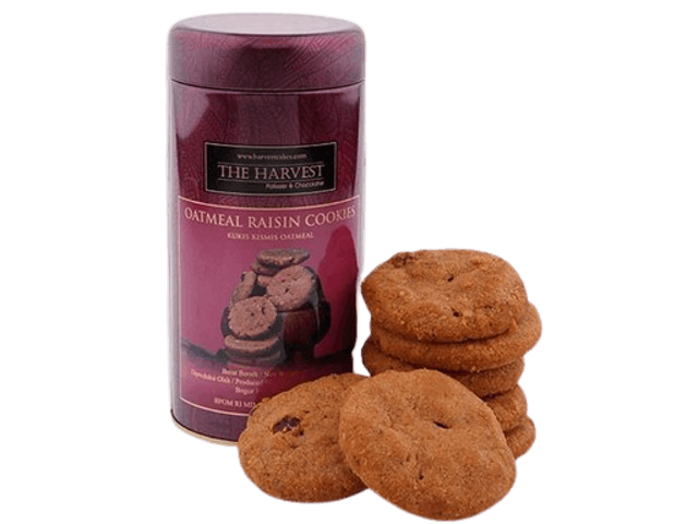 The Harvest Oatmeal Raisin Cookies 1