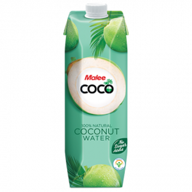 Malee Malee Coco 100% Coconut Water 1