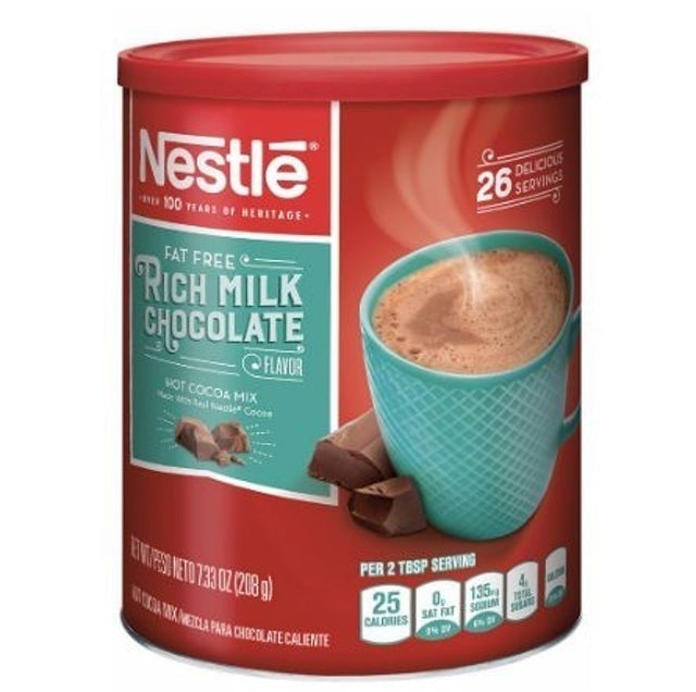 Nestle Hot Cocoa Mix Fat Free 1