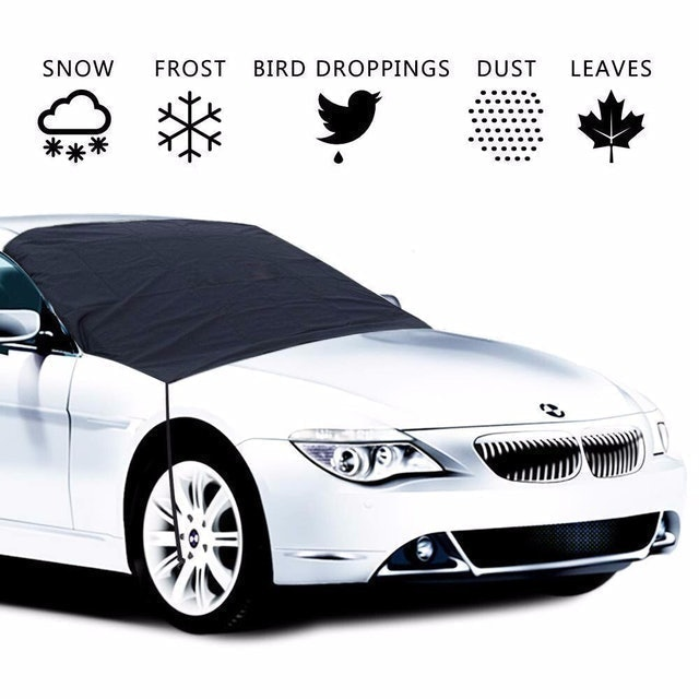 Magnet Car Windshield Cover  1