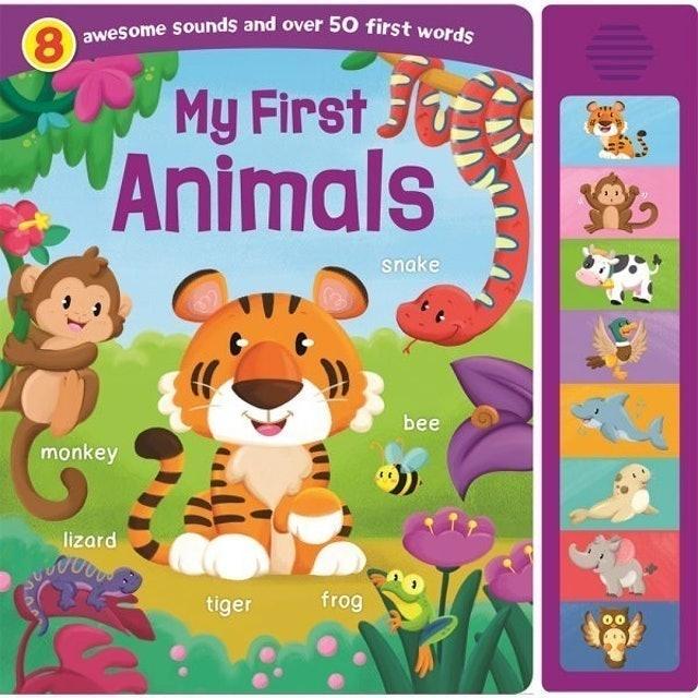 Igloo Books My First Animals 1