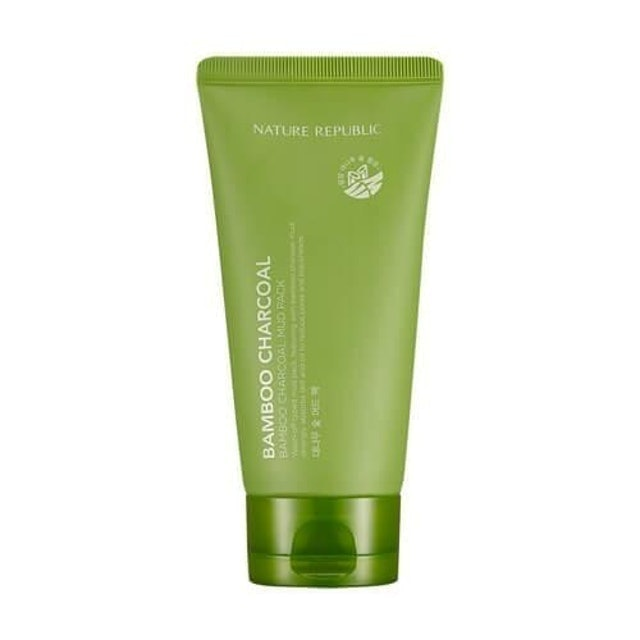 Nature Republic Bamboo Charcoal Mud Pack 1