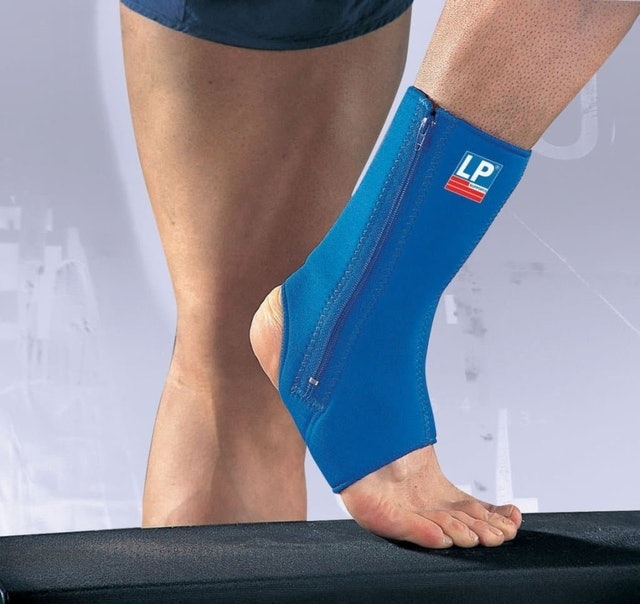 LP Support Ankle Support With Zipper 1