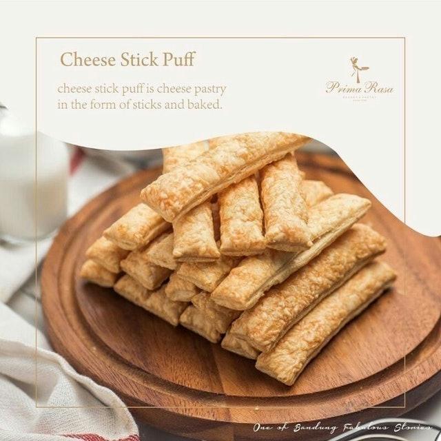 Primarasa Bandung Cheese Stick Puff 1