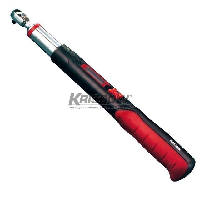 Krisbow  DIGITAL TORQUE WRENCH SQ3/8INC 6.8-135NM 1