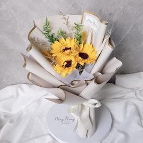 10 Rekomendasi Buket Bunga Matahari Terbaik (Terbaru Tahun 2021) 4