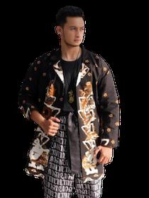 10 Outer Batik Terbaik untuk Pria (Terbaru Tahun 2021) 5