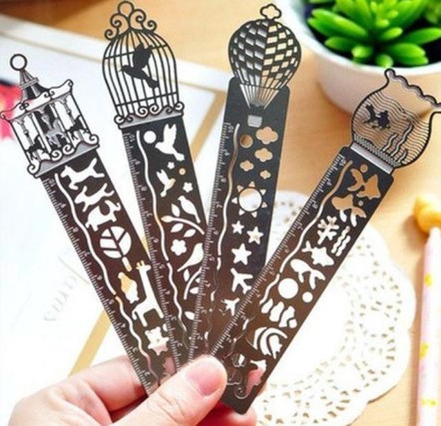 Ruler Bookmark 1