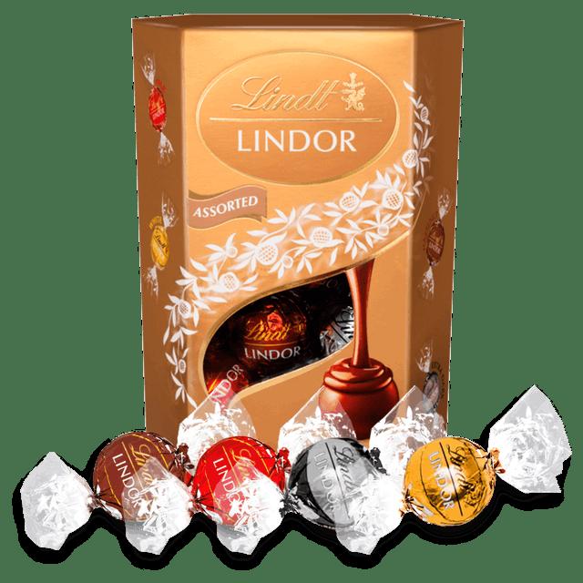 Lindt & Sprüngli Lindt Lindor Assorted Truffles 1