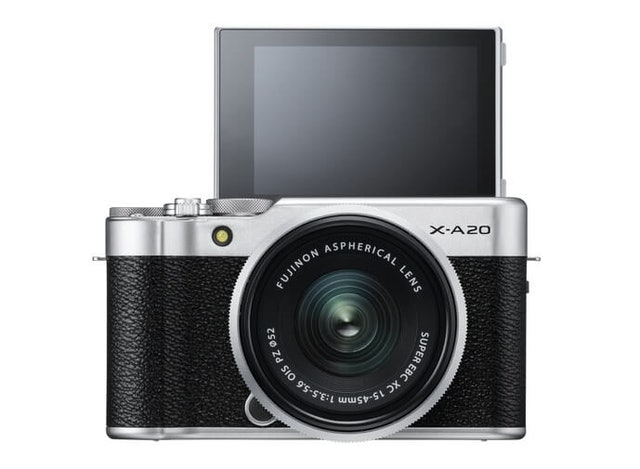 Fujifilm   X-A20 Kit XC 15-45mm Mirrorless 1