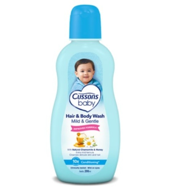 PZ Cussons Cussons Baby Mild & Gentle Hair & Body Wash 1