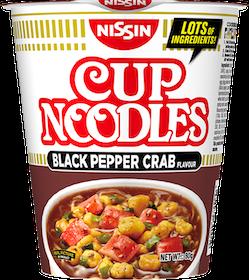 10 Nissin Cup Noodles Terbaik (Terbaru Tahun 2021) 3