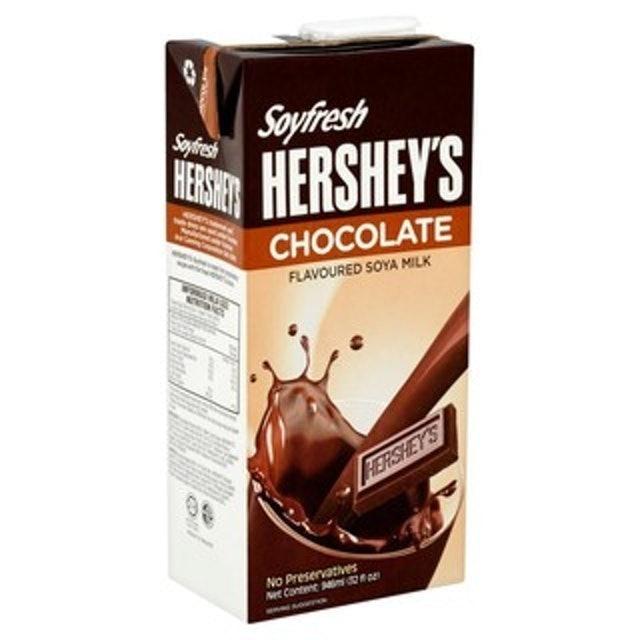 Hershey's Soyfresh Chocolate 1