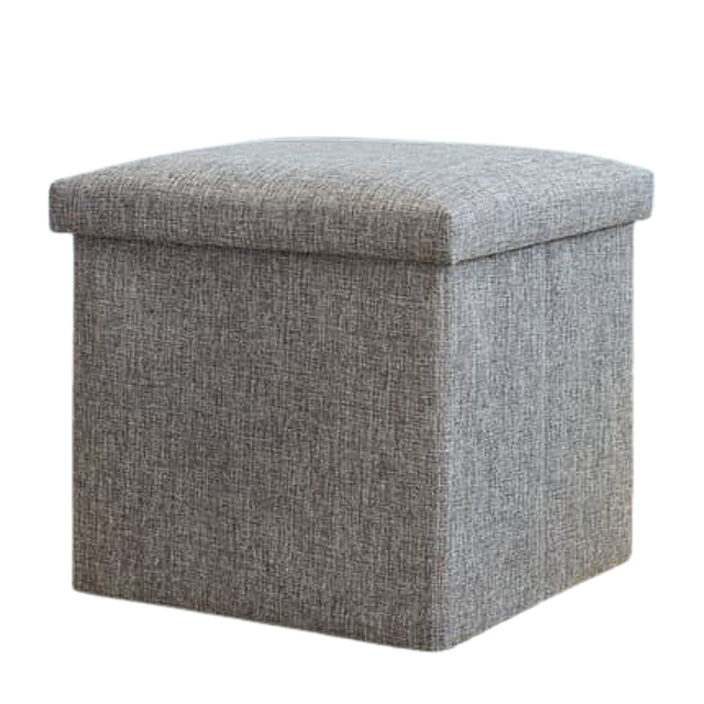 Kursi Kotak Penyimpanan Barang 30x30x30 cm 1