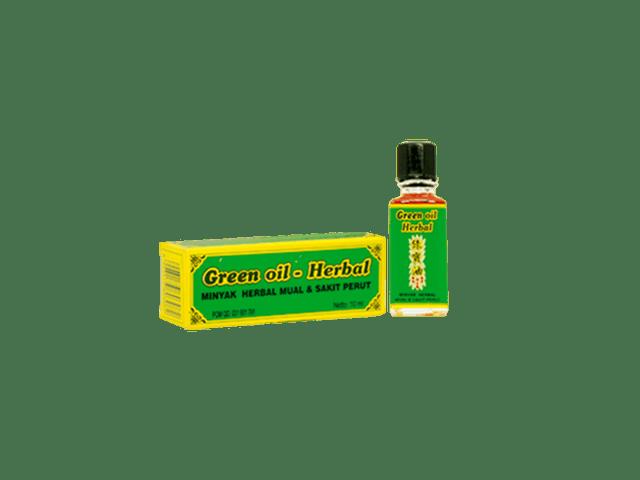Eagle Indo Pharma Green Oil Herbal  1