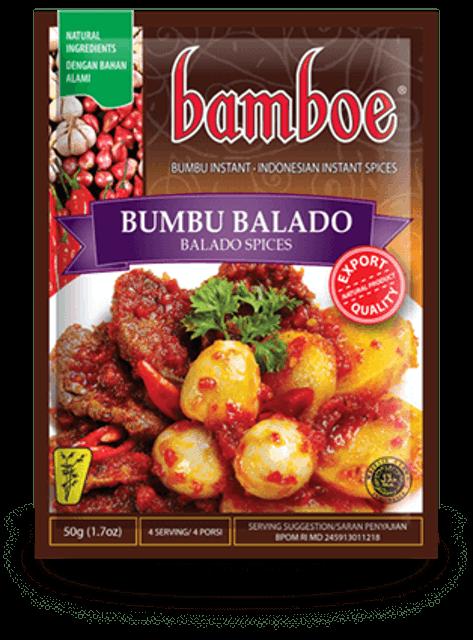 Bamboe Bumbu Balado 1