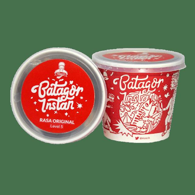 Maicih Batagor Kuah Instan Original 1