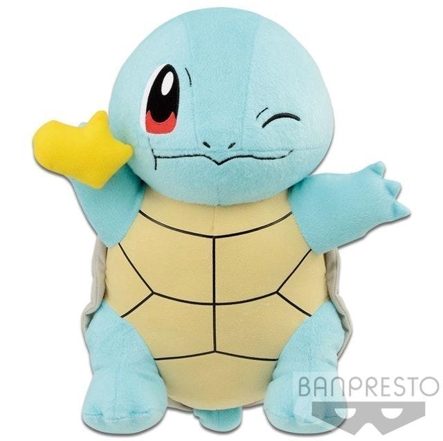 Banpresto Pokémon SUPER BIG PLUSH SQUIRTLE 1