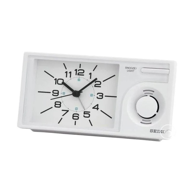 Seiko Melody Bedside Alarm Desktop Clock 1