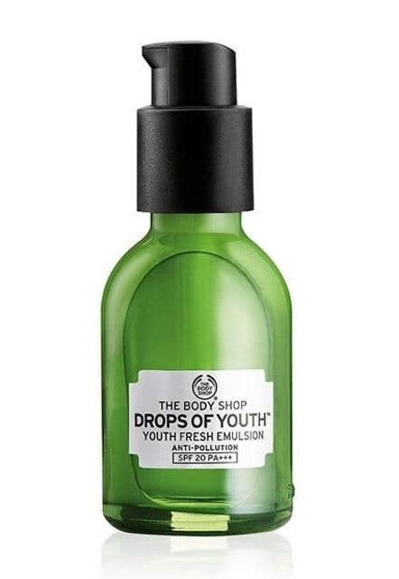 The Body Shop Drops Of Youth Emulsion SPF 20 1