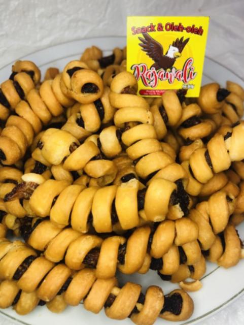 Snack & Oleh-Oleh Rajawali Sale Pisang Lilit Manis Renyah 1