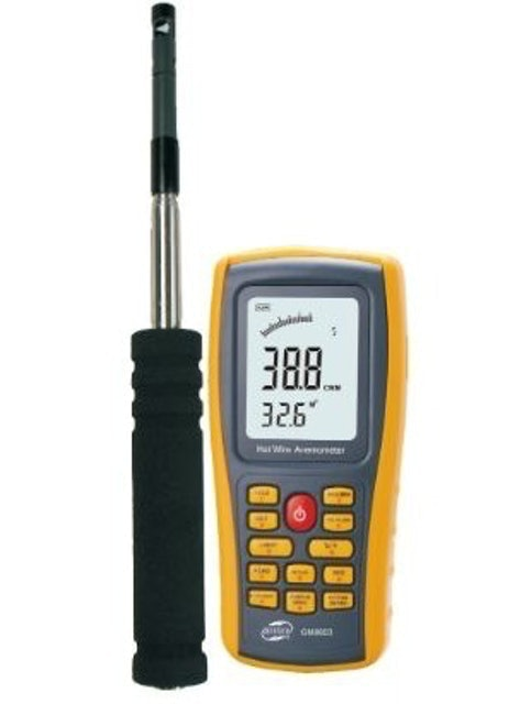 Benetech Hot Wire Anemometer 1