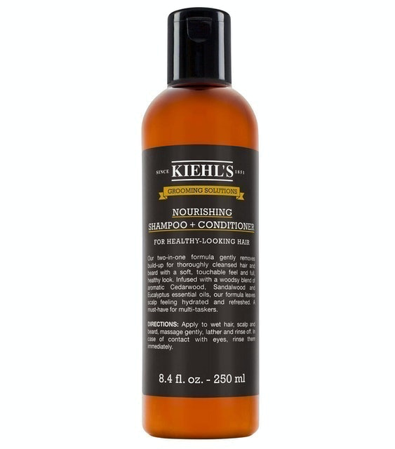 Kiehl's Grooming Solutions Nourishing Shampoo + Conditioner 1