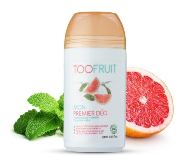 Too Fruit My first Deodorant 1