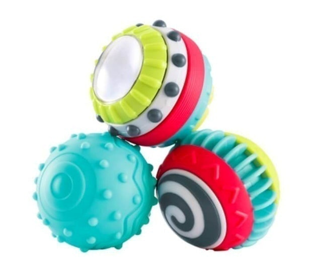 Early Learning Centre Sensory Discovery Balls 1
