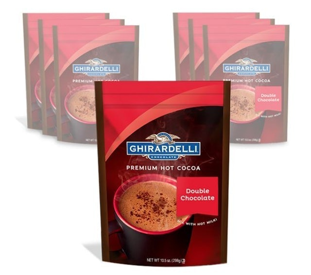 Ghirardelli  Double Chocolate Premium Hot Cocoa 1