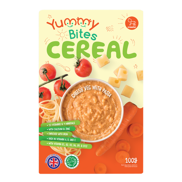 Yummy Bites  Cereal Cheesy Veg With Pasta 1