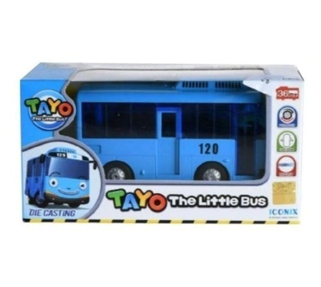 Iconix Tayo The Little Bus 1