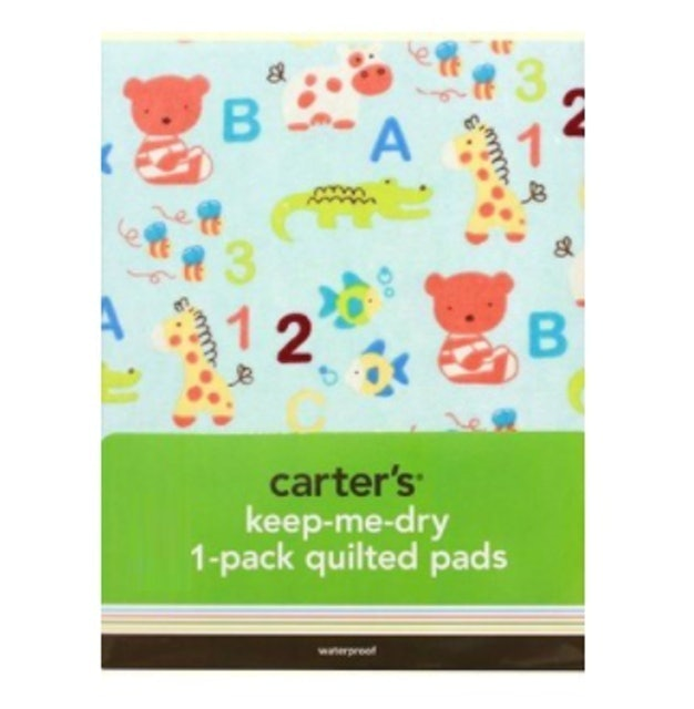 Carter's Keep Me Dry Quilted Pad 1