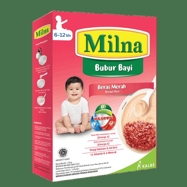 Kalbe Farma Milna Bubur Bayi  1
