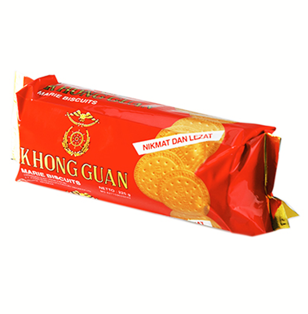 Nissin Biscuit Indonesia  Khong Guan Marie Special  1
