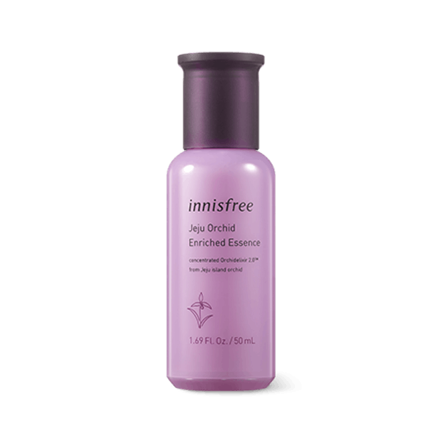 Innisfree Jeju Orchid Enriched Essence 1