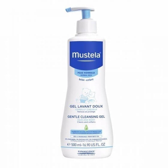 Mustela Gentle Cleansing Gel 1