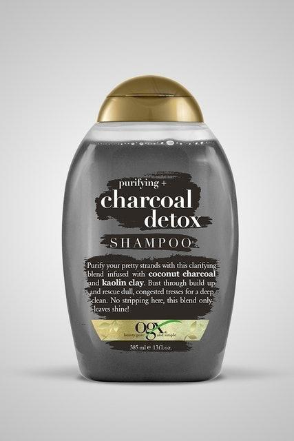OGX Charcoal Detox Shampoo 1