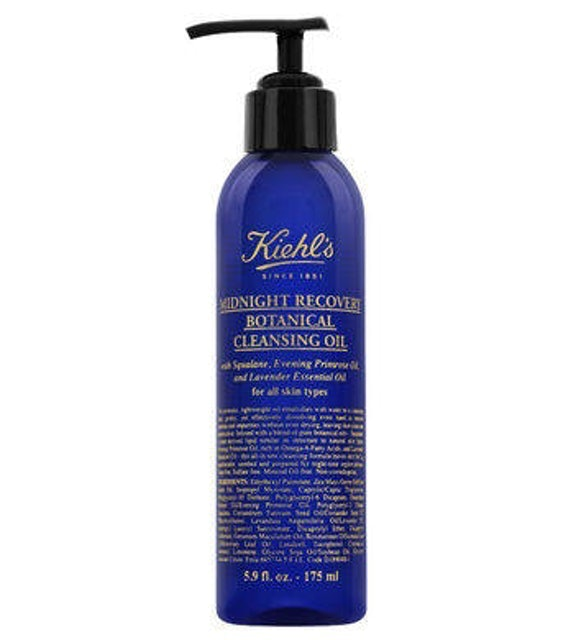 Kiehl's Midnight Recovery Botanical Cleansing Oil 1