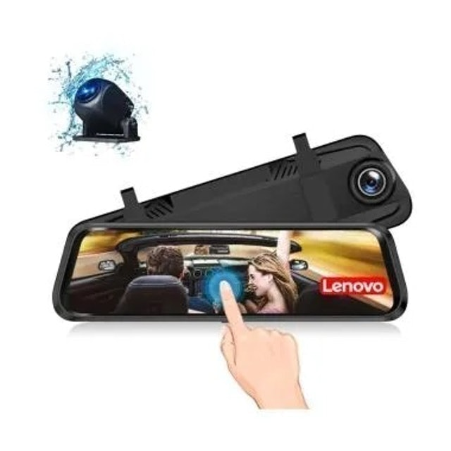 Lenovo HD Dual Dashcam Car DVR 1