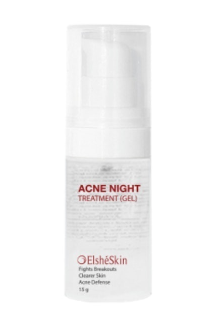 Elshe Estetika Nusantara ElshéSkin Acne Night Treatment (Gel) 1