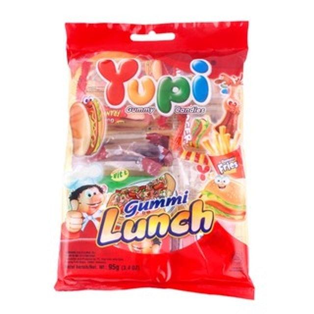 Yupi Gummi Lunch 1