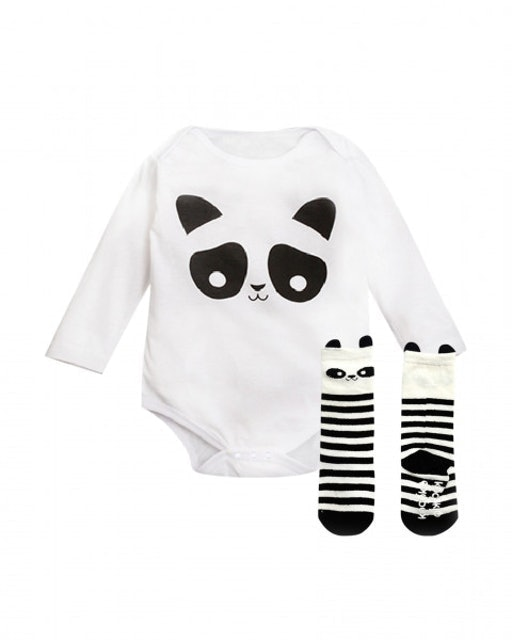 Hey!Baby  The Panda Deal 1