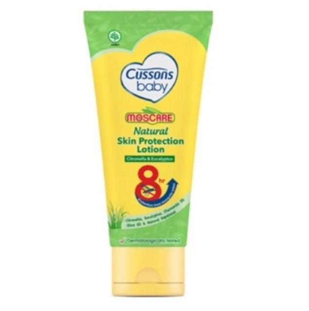 PZ Cussons Cussons Baby Moscare Citronella & Eucalyptus 1