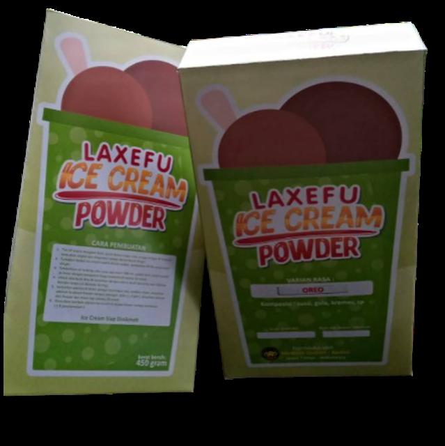 Laxefu Ice Cream Powder 1